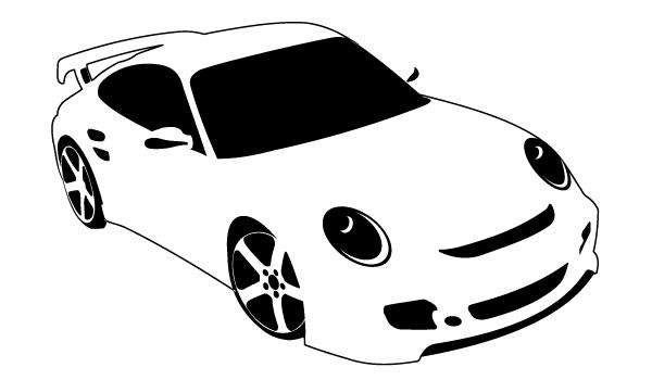 Sport Car 123freevectors