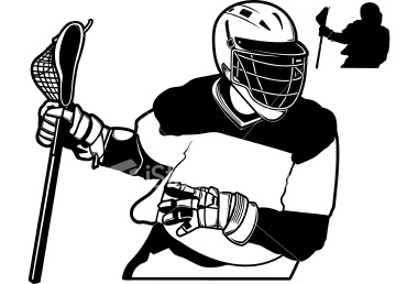 Sport Graphics Lacrosse