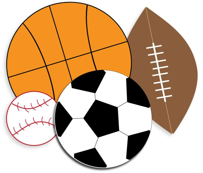 sports clipart for kids