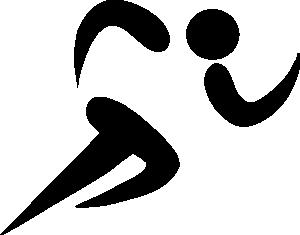 Silhouette sports clip art dr - Sports Clipart