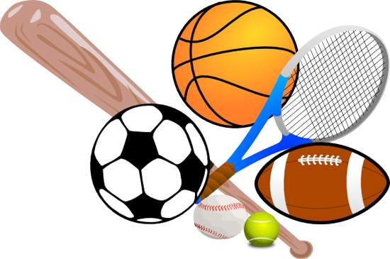 Sports Clip Art 2 - Sports Clipart