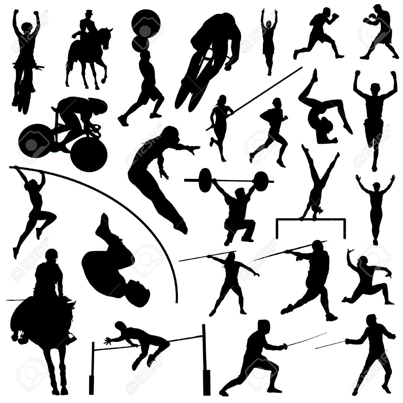 Sports Clip Art 99