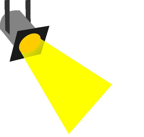 Spotlight spot light clip art at clker vector clip art