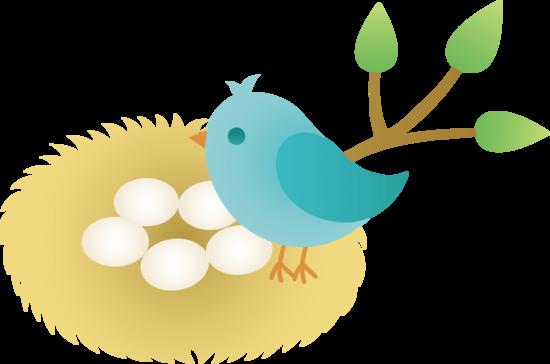 Spring Bird Free Clipart #1