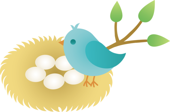 Spring Birds Clipart | Clipart library - Free Clipart Images