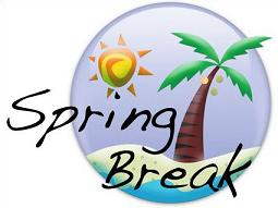 Spring Break. Spring Break. Spring Break 2014 Clipart