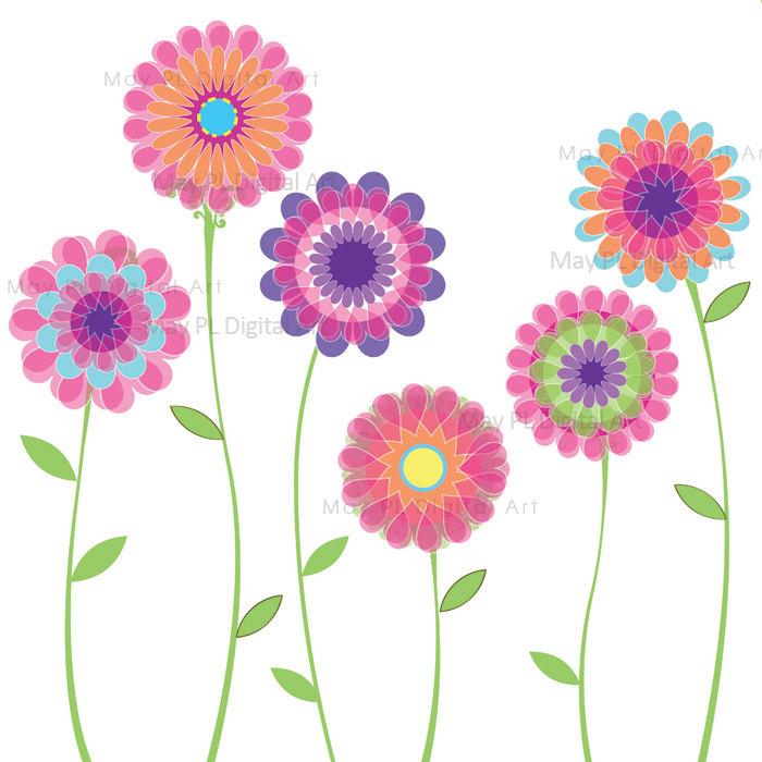 Spring Clip Art 03