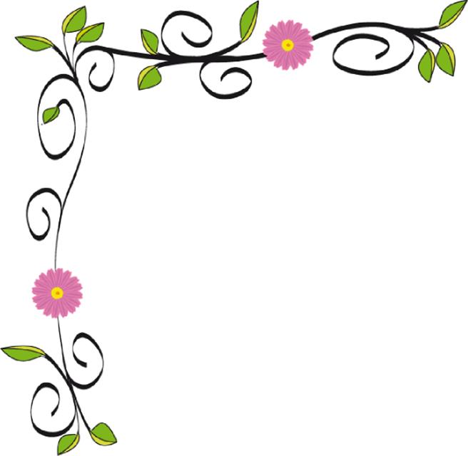 ... Spring Clip Art Borders - clipartall ...