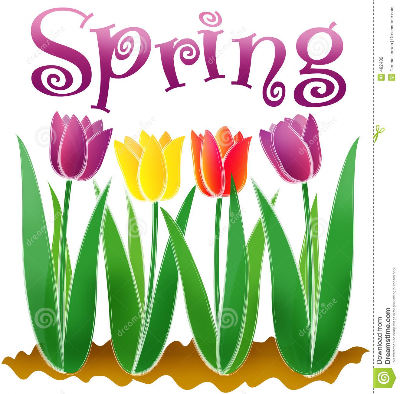 Spring Clip Art - Spring Clip Art