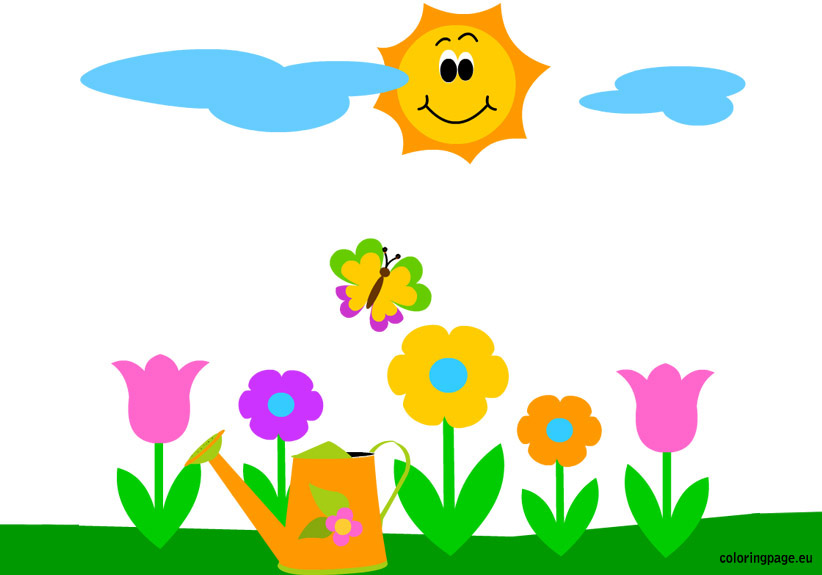 Spring clipart clipart cliparts for you