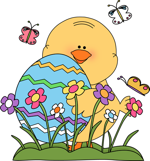 Spring Easter Chick