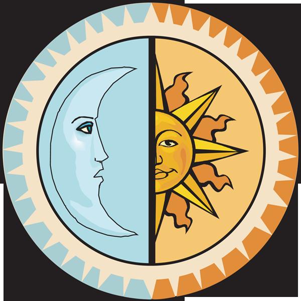 Spring Equinox Clipart #1