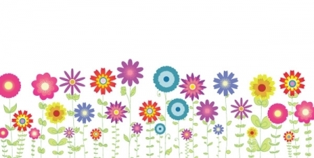 Spring Flowers Clipart Free
