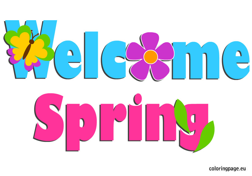 ... Spring free clipart ...