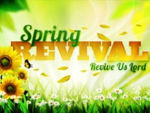 Spring Revival Clipart #1 ... File Type .
