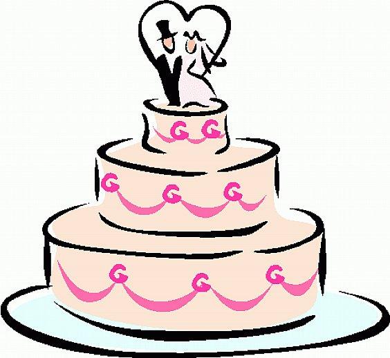 Spring Wedding Cake Clipart. 048531ebc1fac5e6c0822d901632fc .