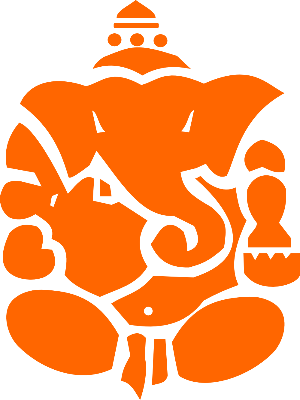 Download PNG image - Ganesh Clipart 451