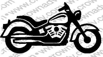 Standard Motorcycle - No .