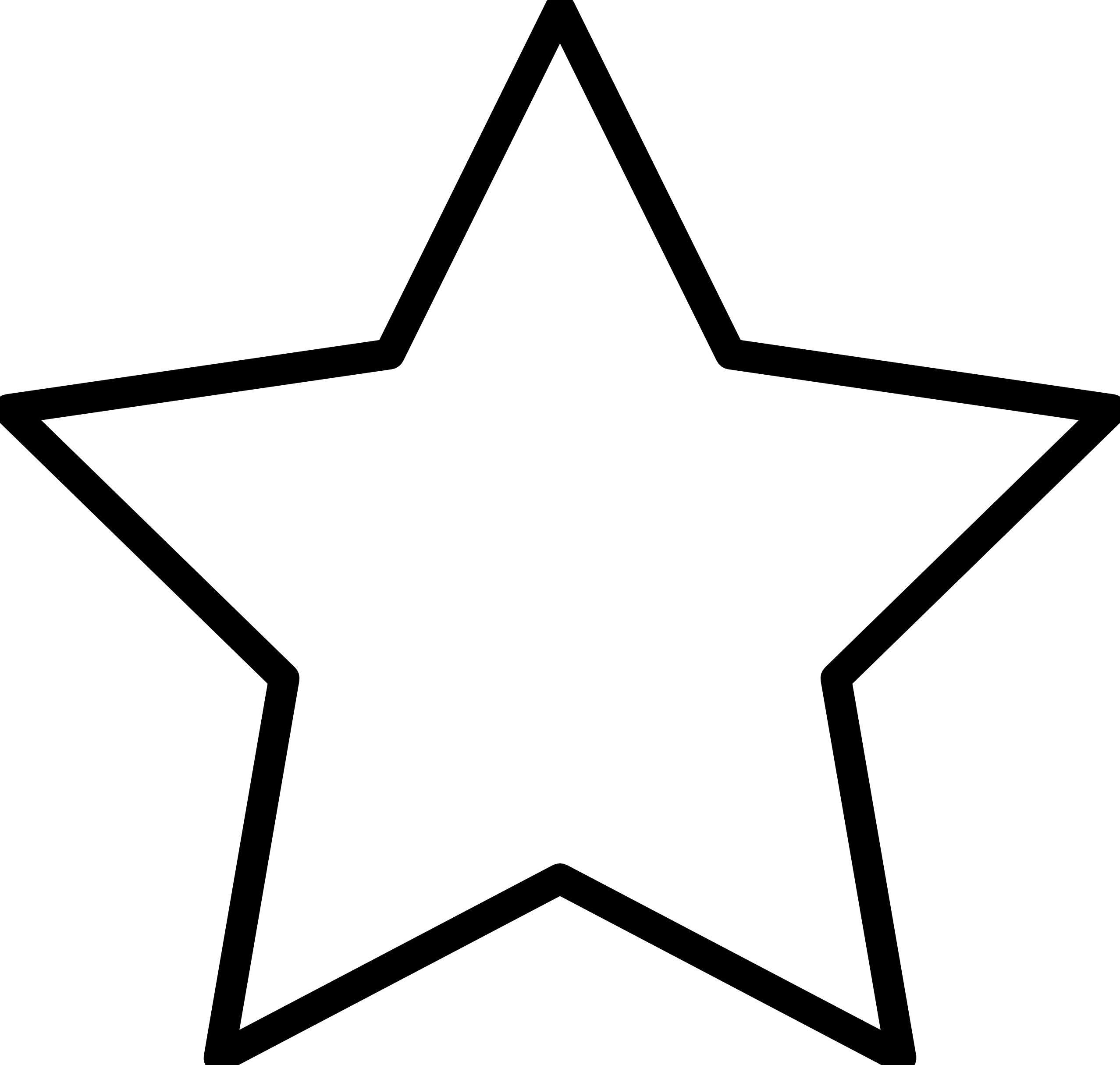 star clipart black and white