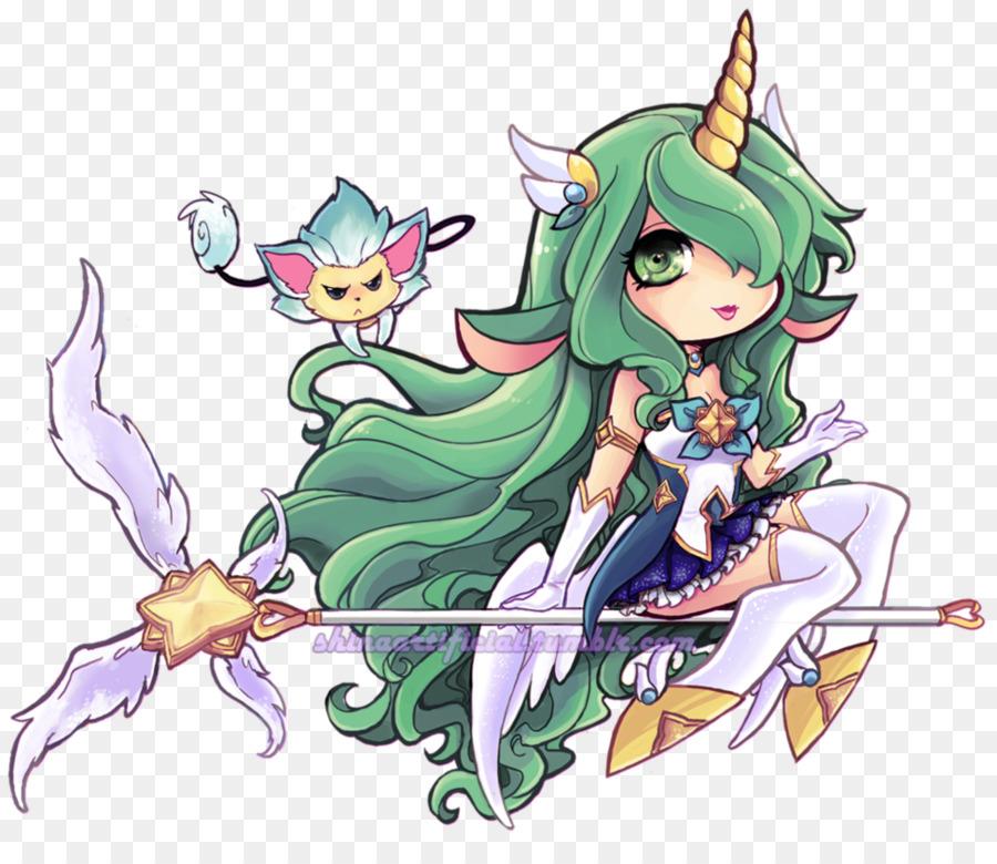 League of Legends Fan art Chibi Anime - Star Ocean