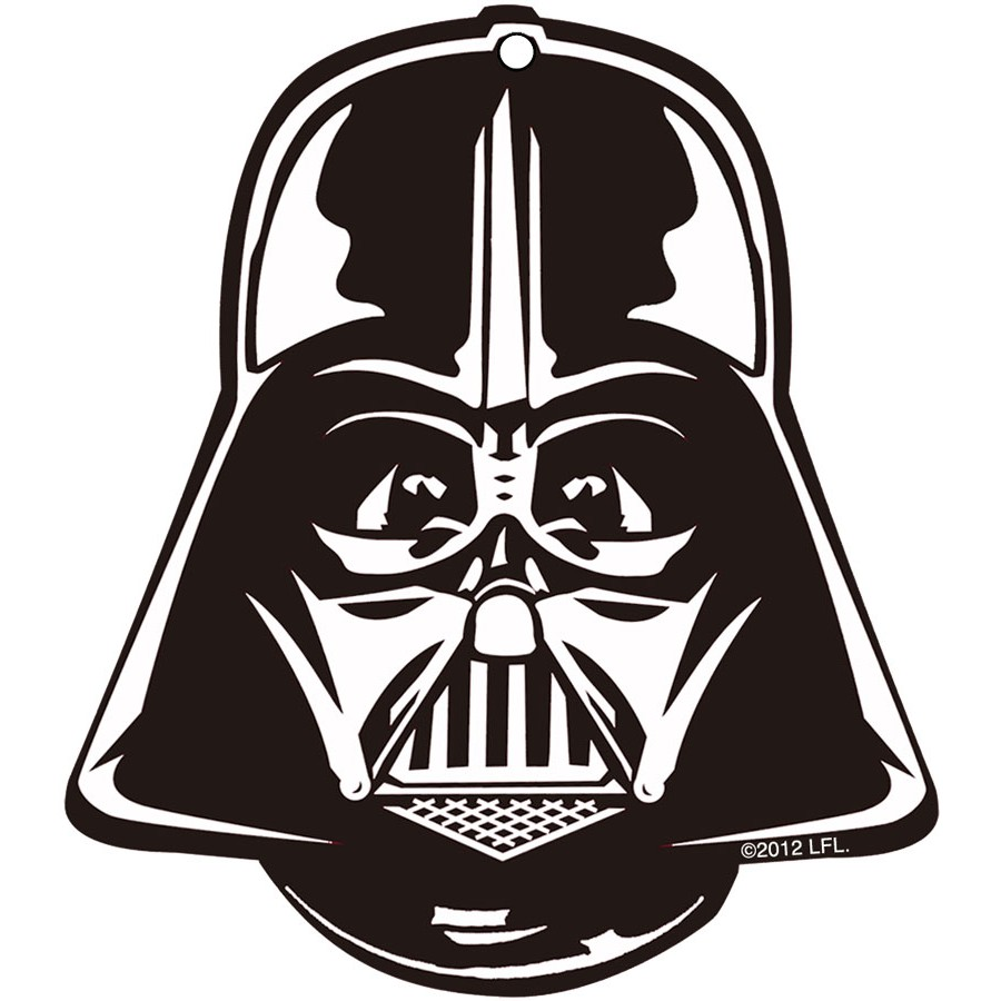 Star Wars Darth Vader Black And White Clipart Free Clip Art Images