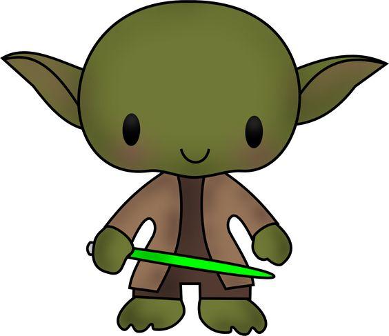 Star Wars u0026middot; Star Wars. Yoda ClipartCap ...