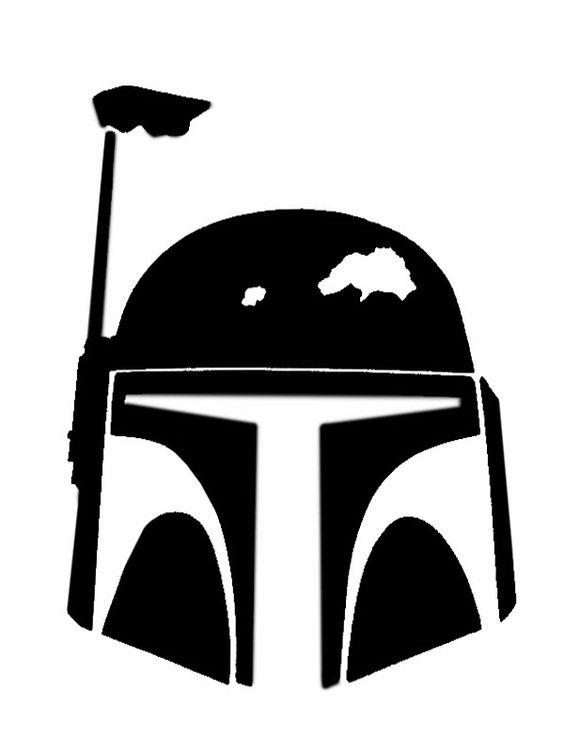 Star Wars Stencil - ClipArt .