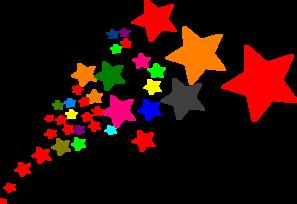 Stars clip art at vector clip art free