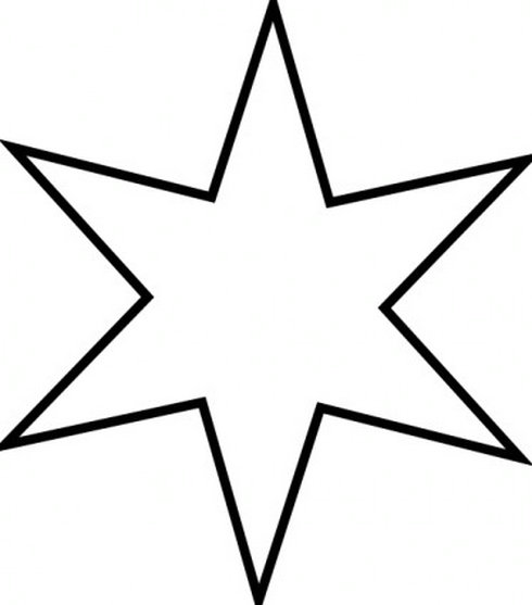 Stars Clipart Black And White Border   Clipart Panda - Free 490 x 557. Download. Star Clip Art Black And White ...