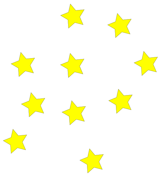Stars Clipart this image as: