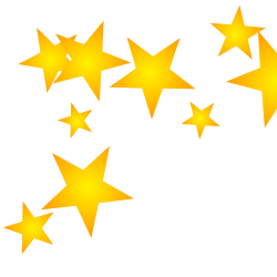 Free Borders and Clip Art Stars Clipartable Free Stars Borders