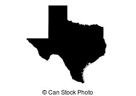 State of Texas Stock Illustrationby ...