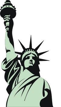 Statue of Liberty. New York .