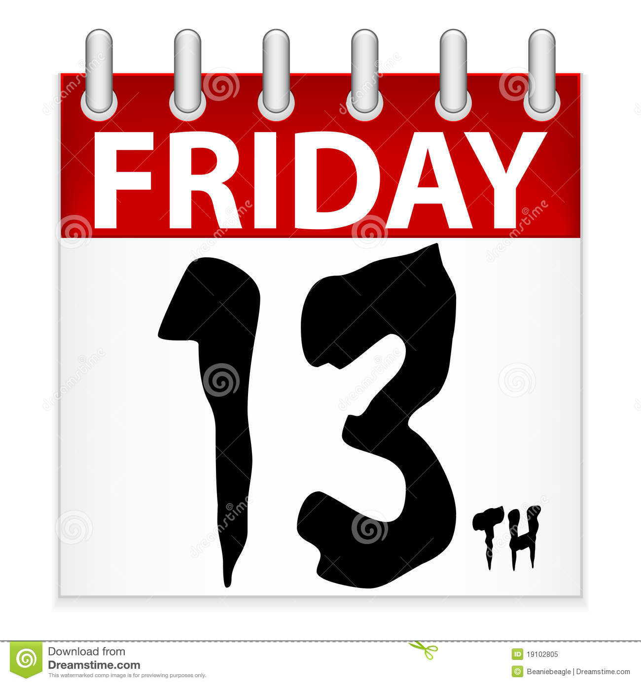Stay Sane Friday 13th Is Upon .