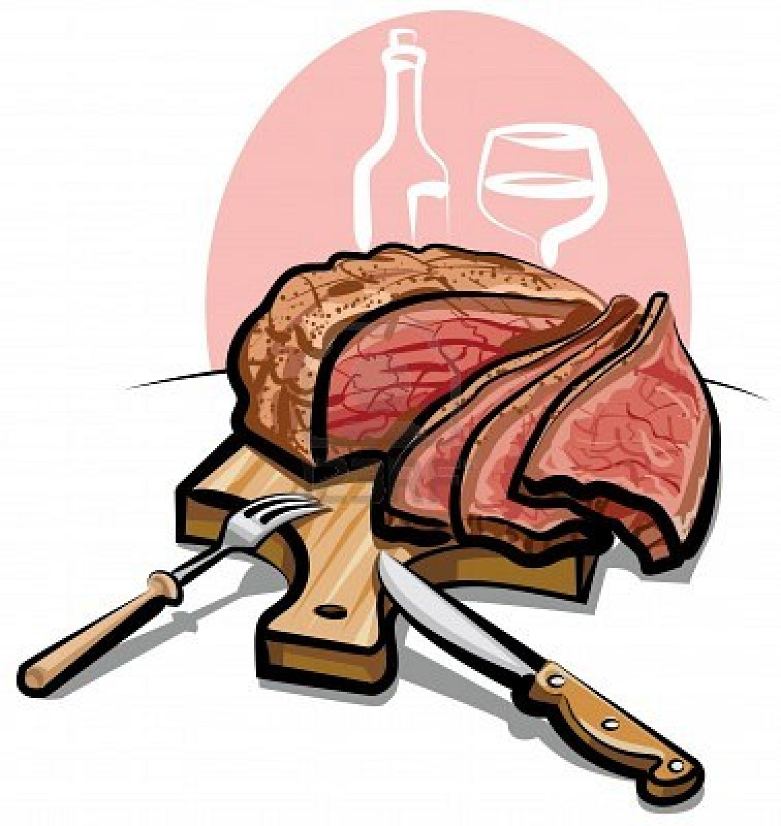 Gallery for beef steak clipart