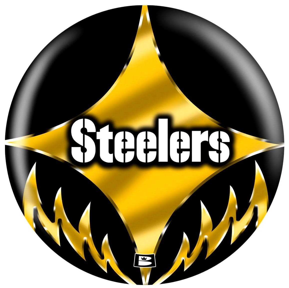 Steelers Clip Art Logo   Clipart Panda - Free Clipart Images