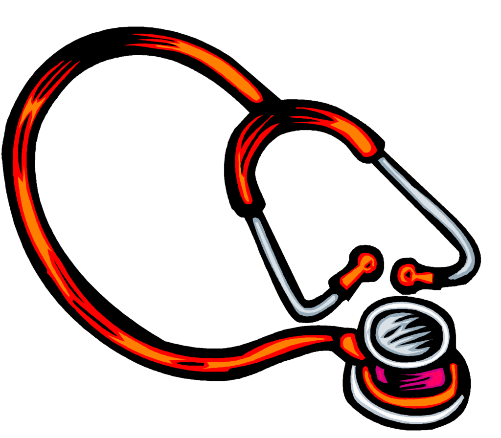 Stethoscope Clipart #17022