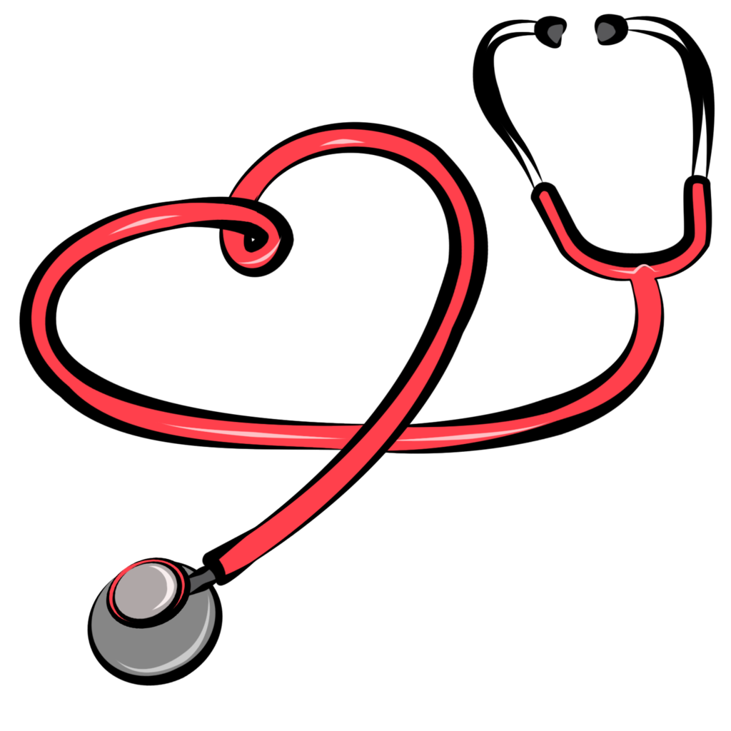 Stethoscope clipart image