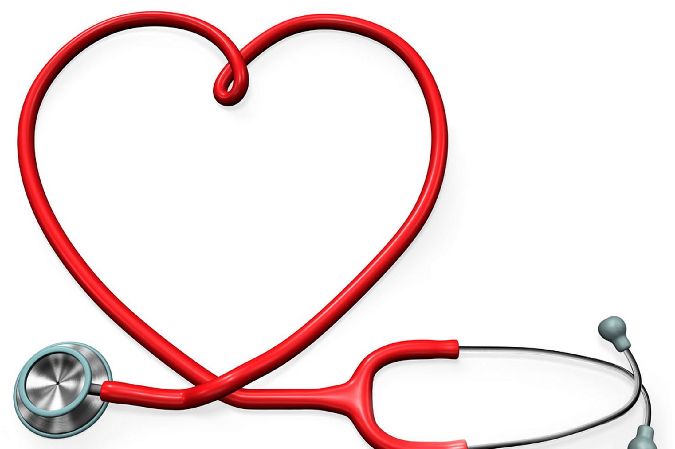 Stethoscope Forming A Heart Shape 1703689 Green Essentials