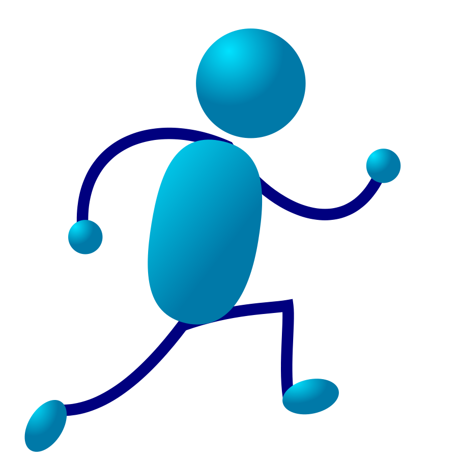 Stickman - Clipart library