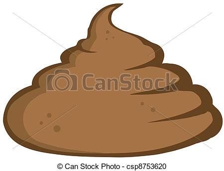 ... Stinky Pile Of Poop Cartoon Character