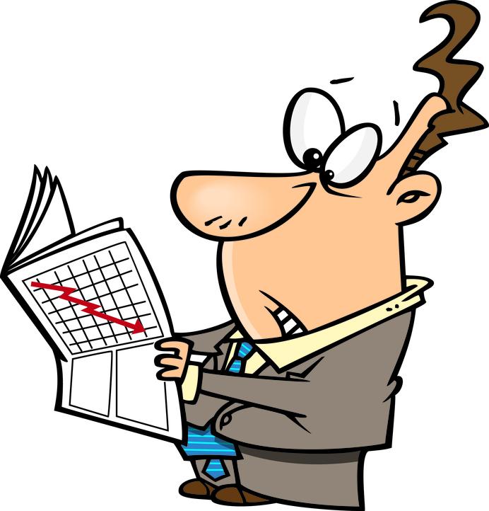 Stock Market Clipart