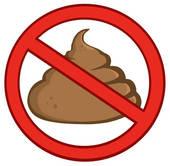 Stop Poop Sign u0026middot; Stop Poop Sign