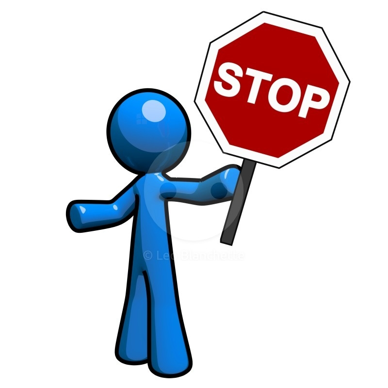 Stop Sign Clipart. «