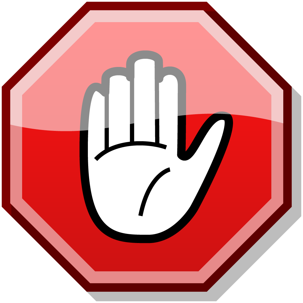 Stop Sign Template Printable - ClipArt Best ...