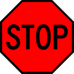 ... Stop Sign Template Printable - ClipArt Best ...