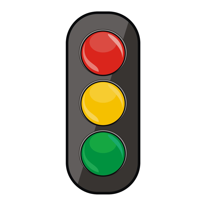 Stoplight Clipart