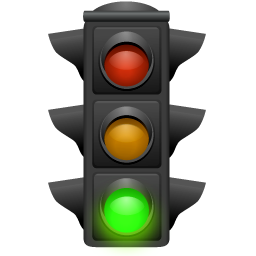 Stop Light Free Clipart #1 - Stoplight Clipart