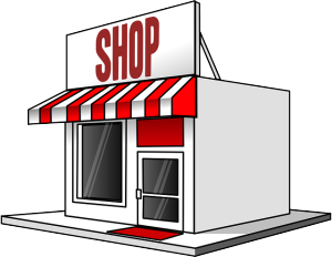 Storefront 20clipart. Free Architecture Clip Art. How Does the Buyer Journey Differ Between Mobile and Physical