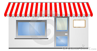 storefront clipart